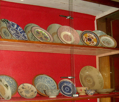 Museum Cakraningrat Bangkalan Barang Pecah Belah Keramik
