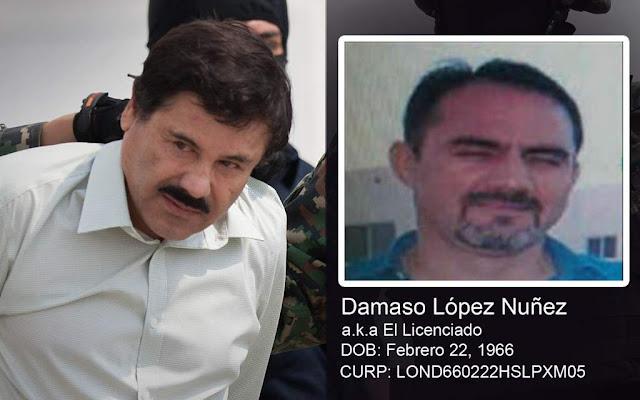 Damaso de jefe de custodias de penal a jefe del Cártel de Sinaloa