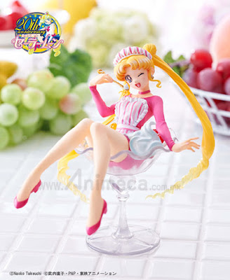 Figura Usagi Tsukino Sweeties Bishoujo Senshi Sailor Moon