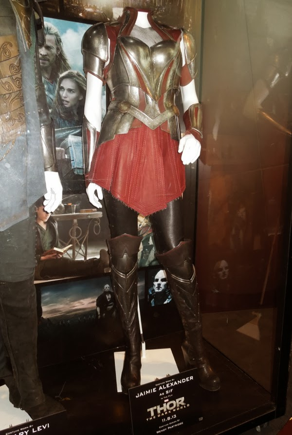 lady sif costume thor 2 - photo #4