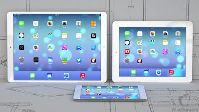 iPad gia re