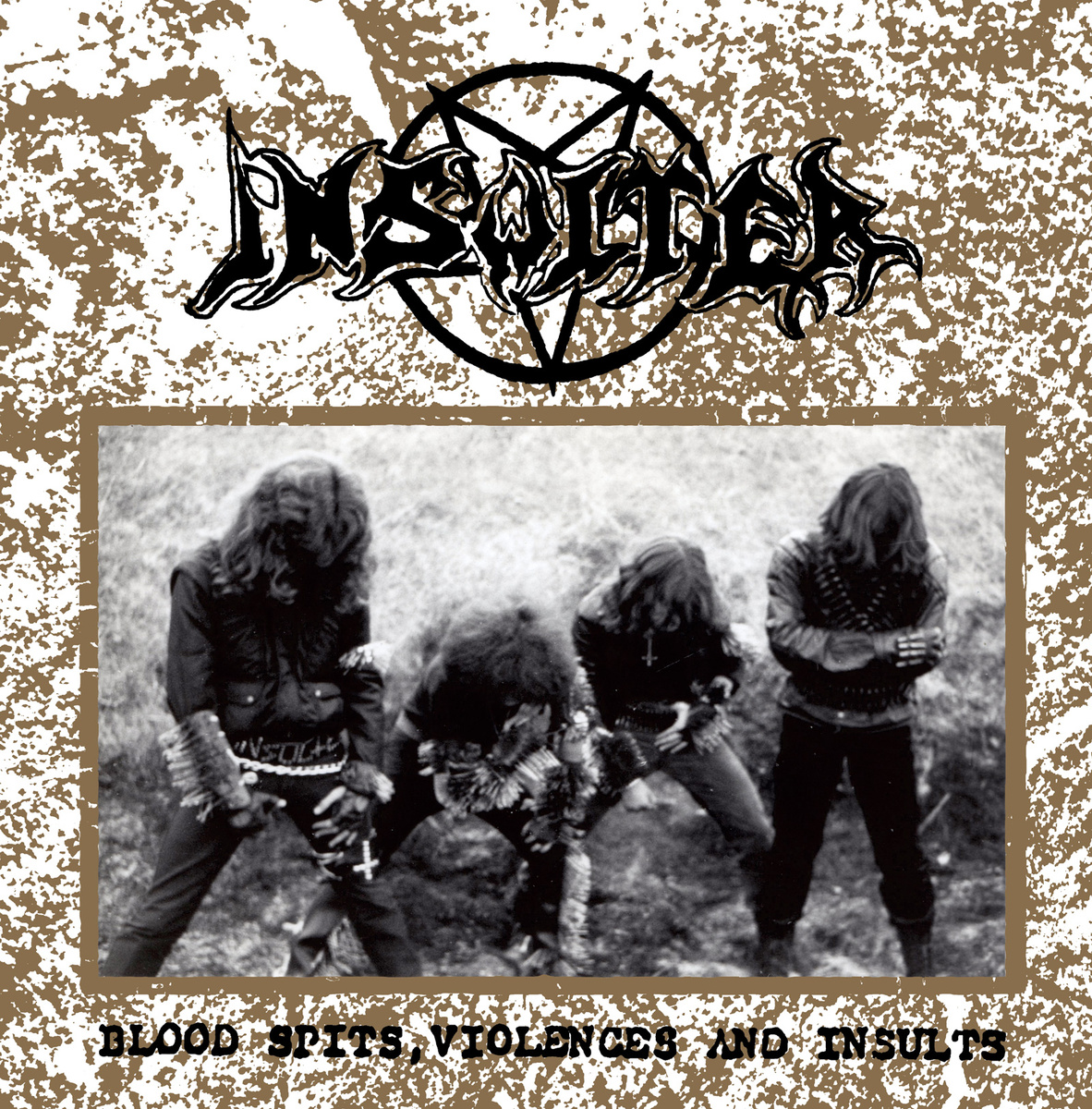 Cult To Our Darkest Past Insulter Quot Blood Spits Violence