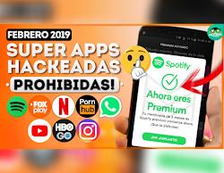 Top 9 Aplicaciones PREMIUM CON TODO ILIMITADO Mas Buscadas Febrero 2019 | Mejores apps android