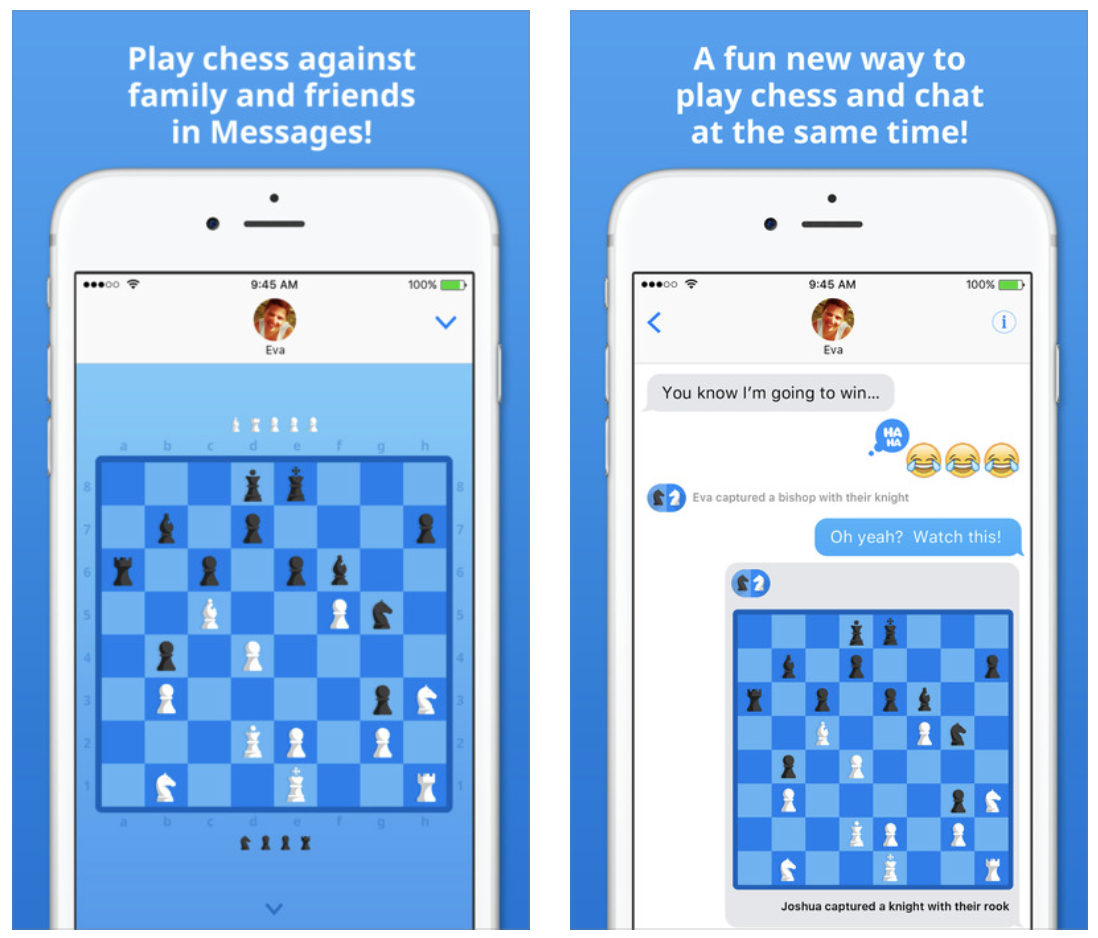 Love playing Chess? This week Apple Store has highlighted Checkmate, by BoarderLeap LLC as 'Free App of the Week'
