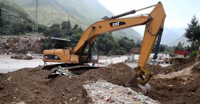 SUTRAN dispone cierre de la carretera Central desde Chaclacayo hasta La Oroya - www.sutran.gob.pe