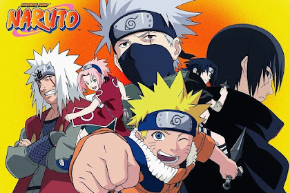 Download Anime Naruto Child Bacth Full Episode Subtitle English