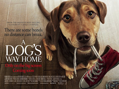 A Dogs Way Home Movie Poster 2