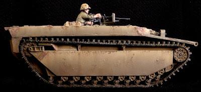 28mm USMC Lvt