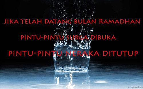 Syarat Sah Dan Rukun Puasa Wajib Ramadhan