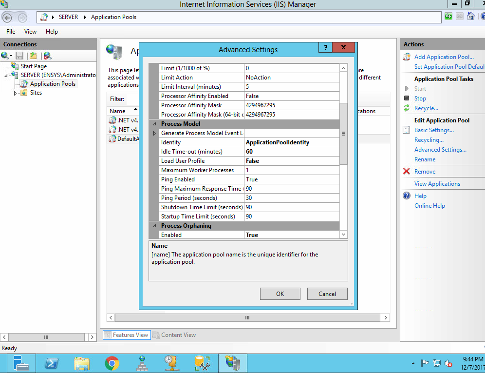Prevent IIS Session Timeout in ASP NET - Asp Net Records