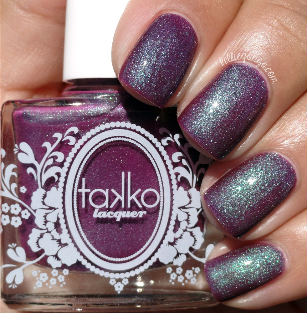 Takko Lacquer Grape Juice
