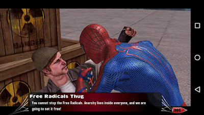 The Amazing Spiderman Android Review | Amazing Spiderman Mobile Version Review | TechyfyBD