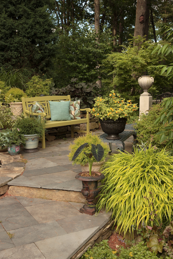 Inclined walkway Andrew can do | Patio garden, Outdoor ... on Inclined Backyard Ideas id=79505