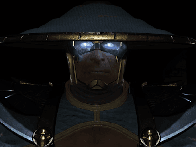 Raiden - Injustice 2 DLC