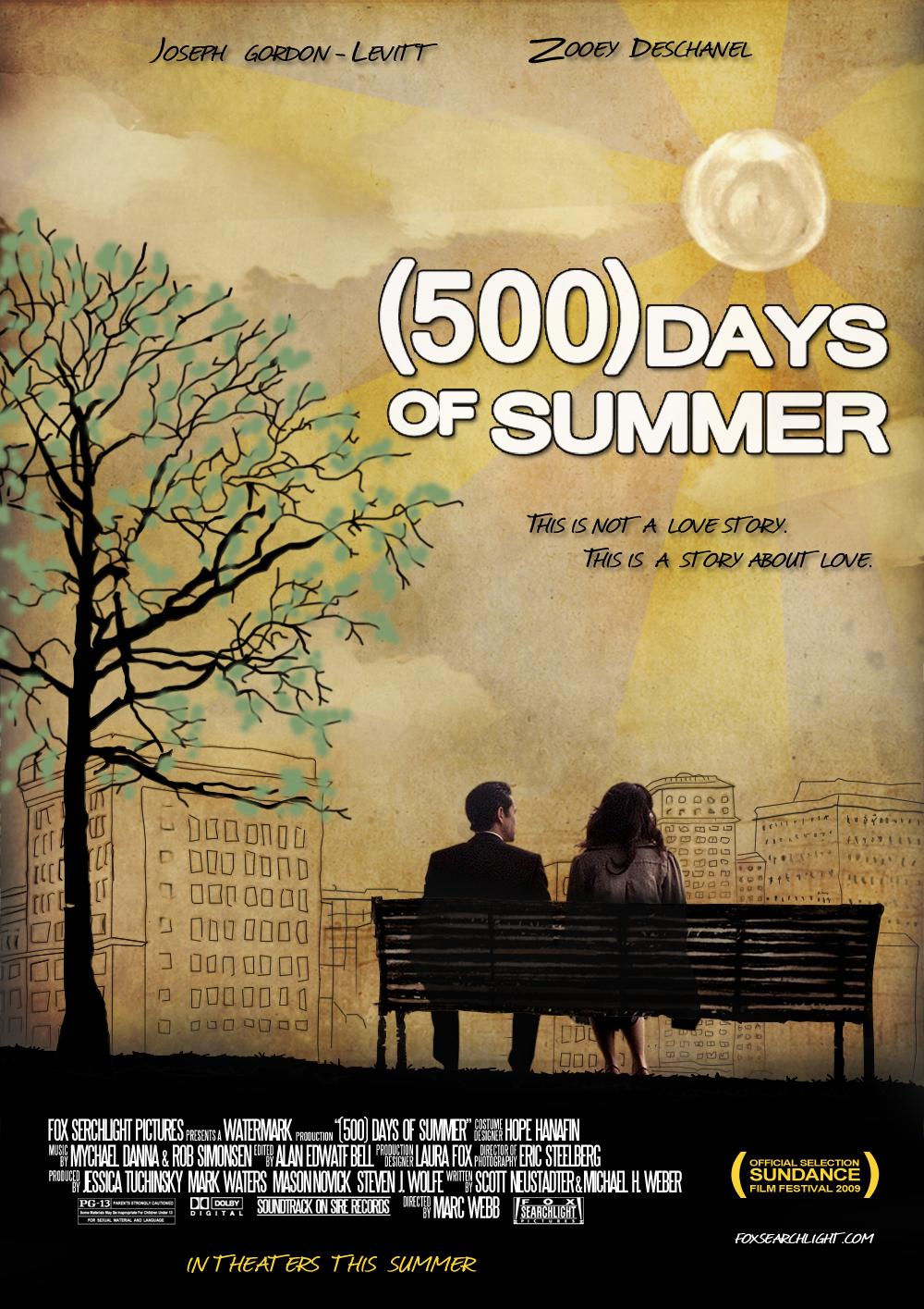 500 days of summer autumn ending a relationship