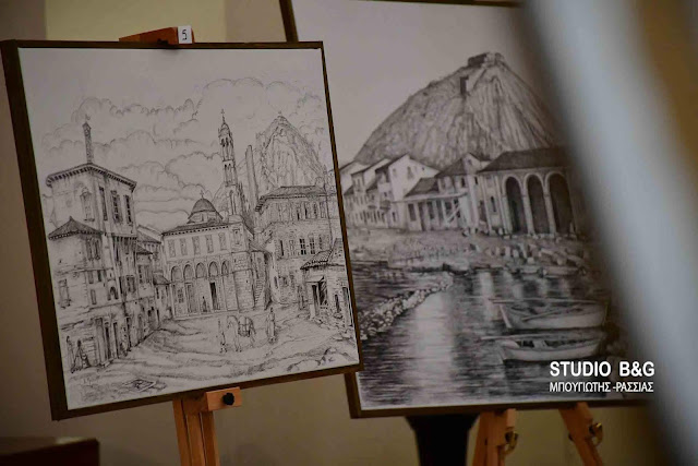 Ταξίδι στην ιστορία του Ναυπλίου με έκθεση αντιγράφων γκραβούρας (βίντεο)