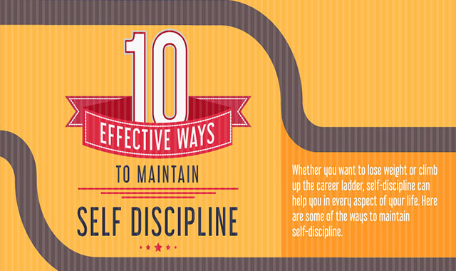 10 Effective Ways to Maintain Self Discipline