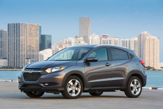 2017 Honda HR-V Review Model Overview
