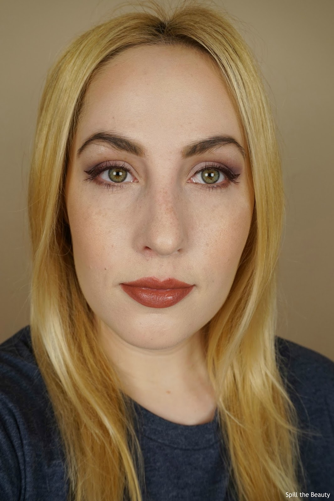 teeez cosmetics makeup look 1