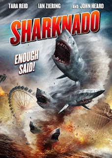 Sinopsis Film Sharknado