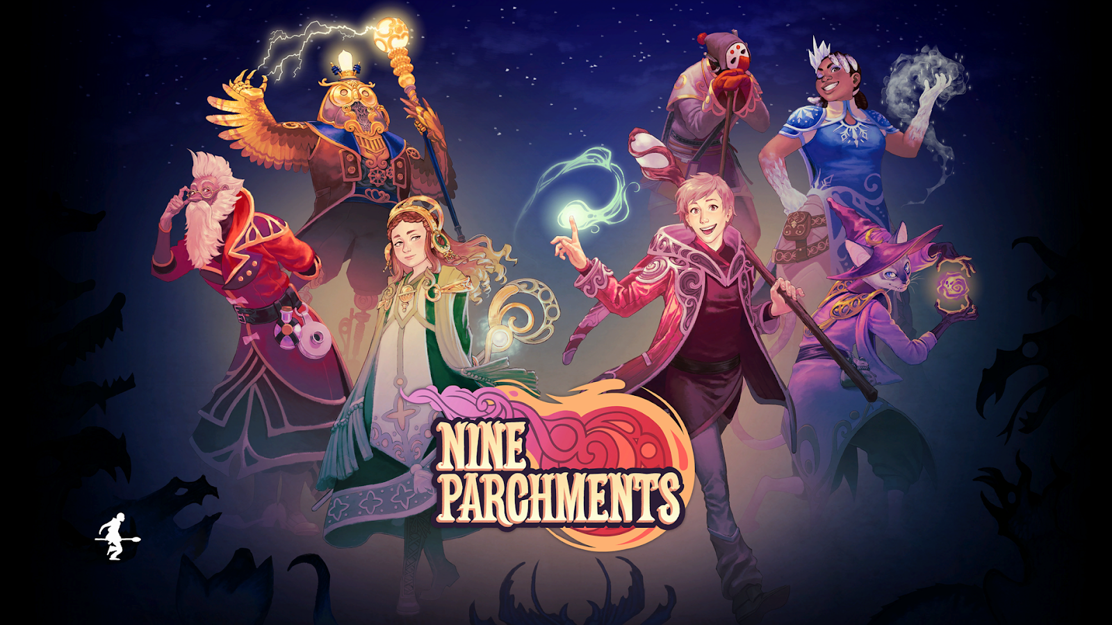 Nine Parchments (Xbox)