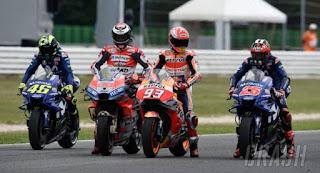Jadwal Balap & Starting Grid MotoGP San Marino 2018