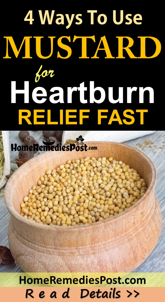 Mustard For Heartburn, Mustard And Heartburn, How To Get Rid Of Heartburn, Home Remedies For Heartburn, Heartburn Relief, Heartburn Remedies, Heartburn Treatment, Heartburn Home Remedies, Treatment For Heartburn, How To Cure Heartburn, Relieve Heartburn, How To Get Relief From Heartburn,