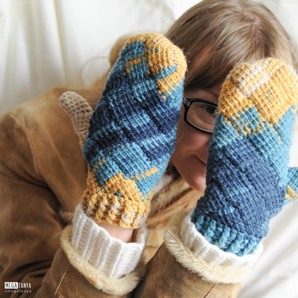 crochet_mittens_entrelac
