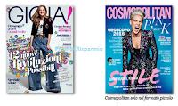 Logo Un doppio regalo per te: GIOIA ti regala Cosmopolitan