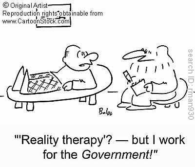 Psych Blogs: Cognitive Behavior therapy/ Reality Therapy