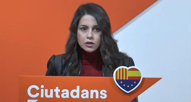 Inés Arrimadas se gana varios Zascas tras unas declaraciones en Twitter