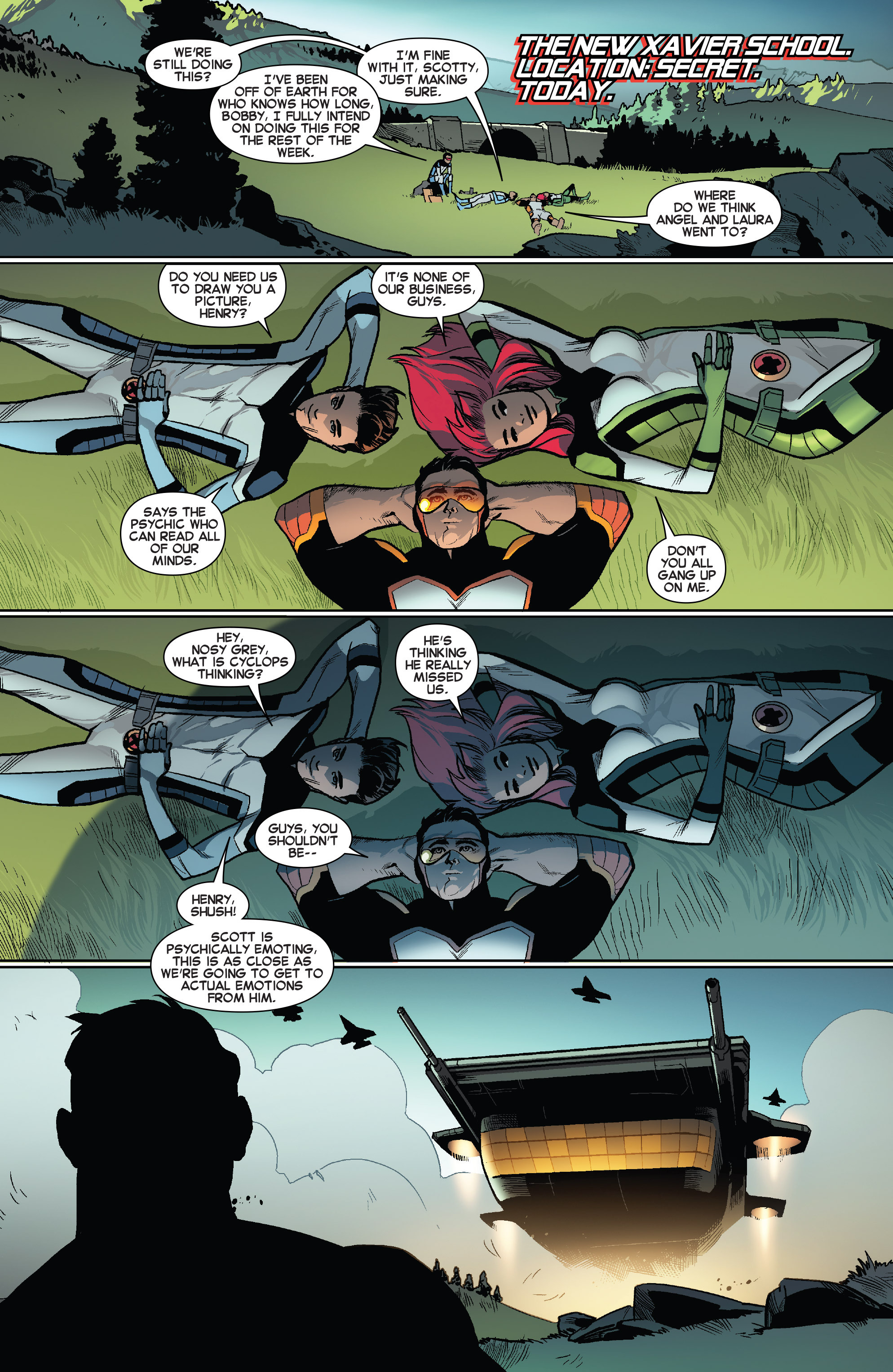 Read online All-New X-Men (2013) comic -  Issue #41 - 3