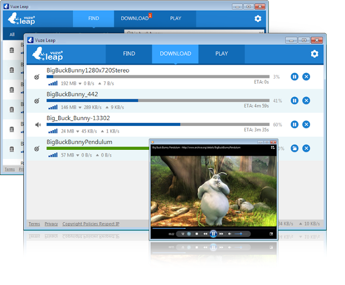 Unlimited Free Torrent Files Download On your Android Device: Vuze Torrent App