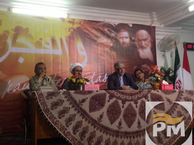 Pentolan Syiah Indonesia ajak Indonesia tiru revolusi Iran