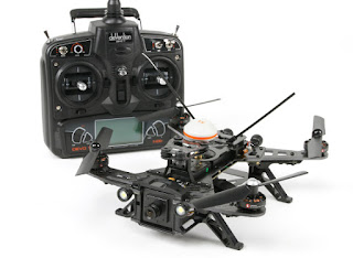 Drone Videografi - Walkera Runner 250 Basic 3 RTF FPV