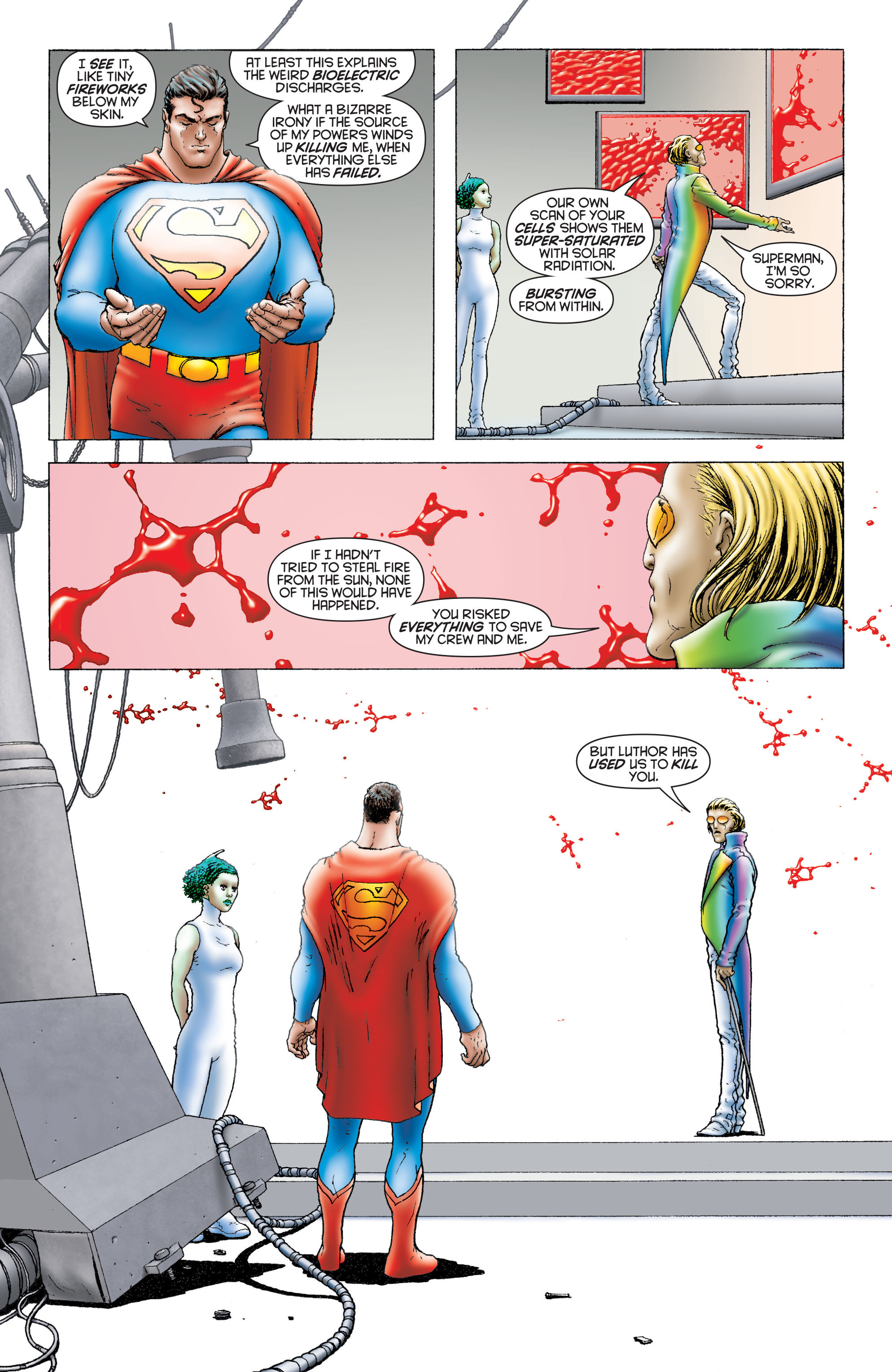 Read online All Star Superman comic -  Issue #1 - 15