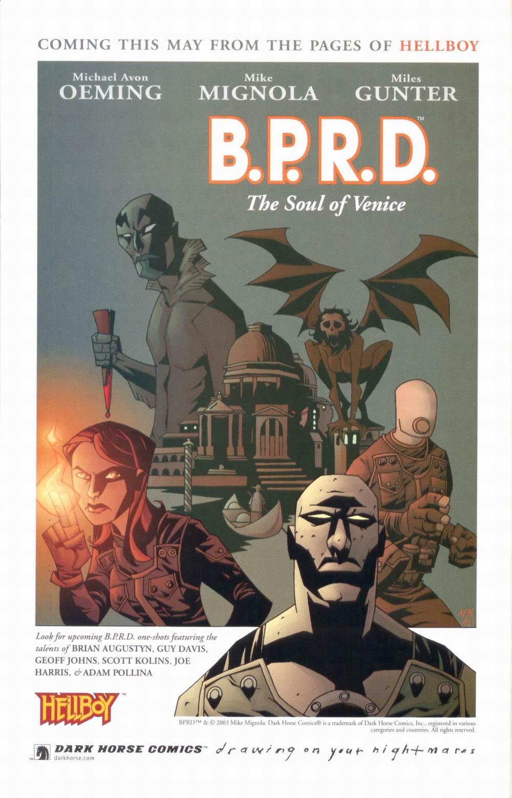Read online Hellboy: Weird Tales comic -  Issue #2 - 35