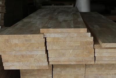 Ván gỗ cao su chất lượng AA, AB, AC