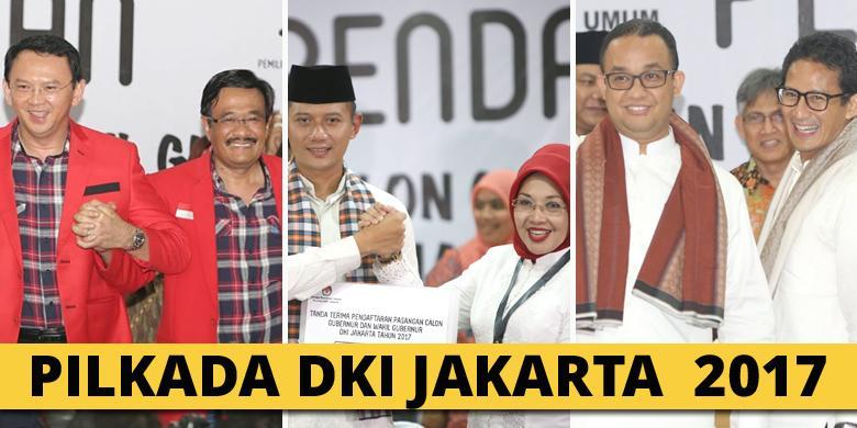 PILKADA DKI Jakarta Akan Berlangsung Damai