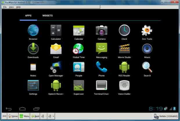 YouWave Android 5.5 Premium Full Crack Latest