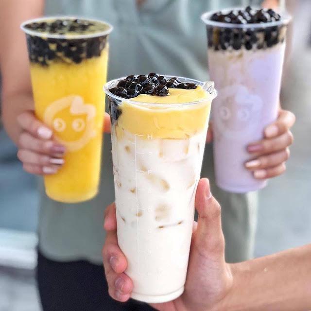 Go Loco for CoCo Fresh Tea and Juice