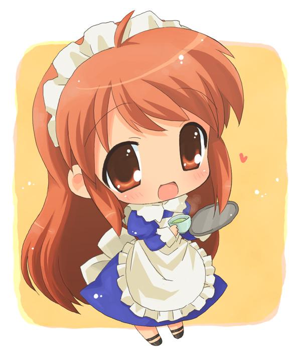 Chibi Gambar Anime Lucu Dan Imut: My Story & Anime: Anime Or Manga Chibi?! かわいい
