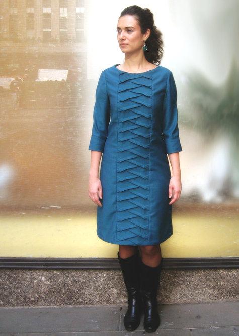Štepalica: Sirena haljina