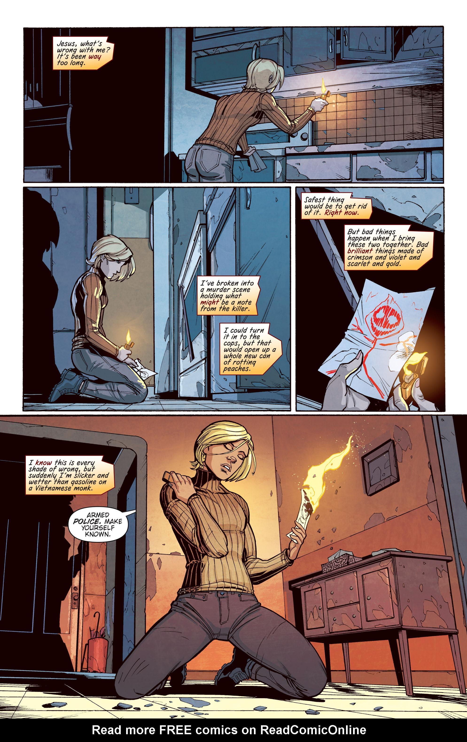 Read online Slash & Burn comic -  Issue #3 - 17