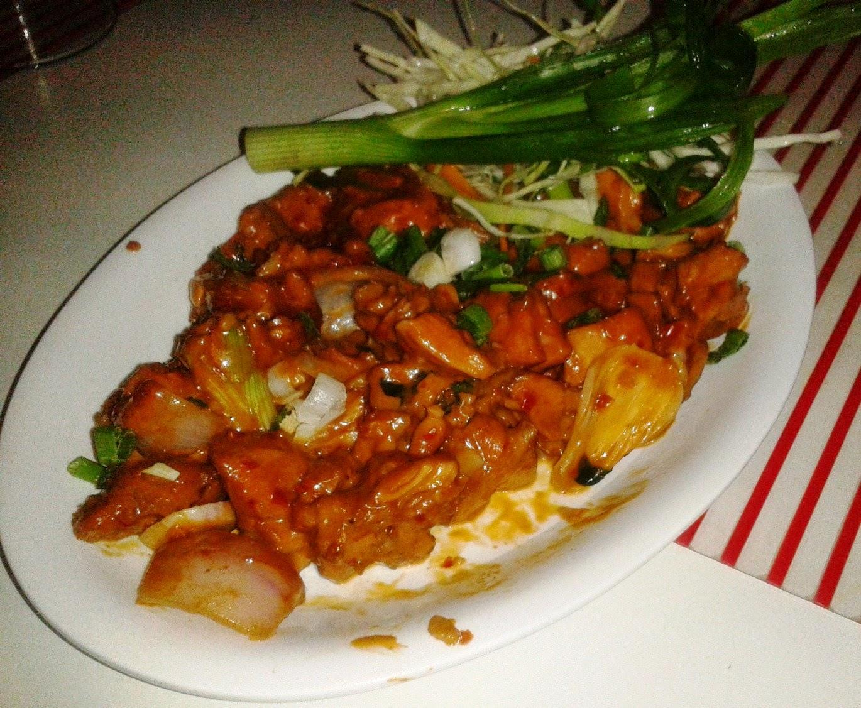 Thai Roasted Chicken