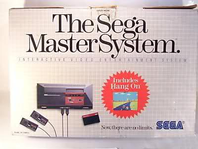The Sega Master System Hang On