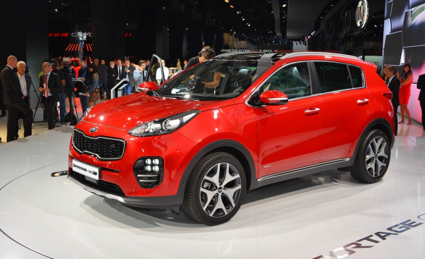 2017 Kia Sportage SX FWD Turbo: The Affordable Performance Crossover