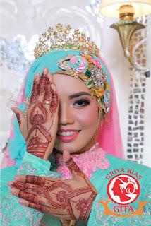 makeup pengantin flawless