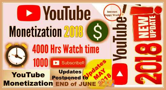 youtube-monetization-new-policy-update-2018