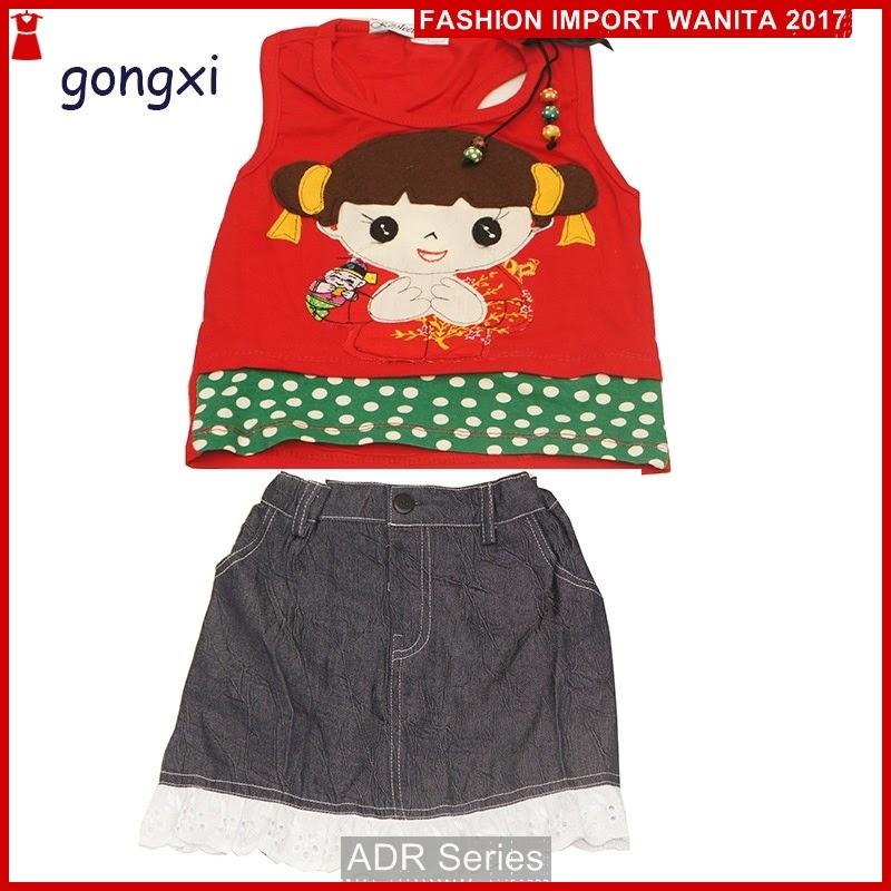 ADR177 Pakaian Xi Gong Baby Imlek Import BMGShop
